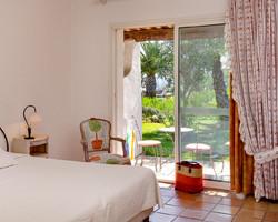Hôtel La Tramontane - Les Saintes-Maries-de-la-Mer - Nos chambres - Chambre Triple